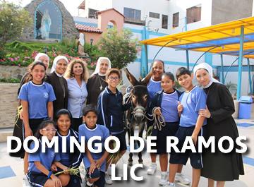 Domingo de Ramos LIC