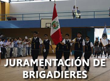 Juramentación de Brigadieres