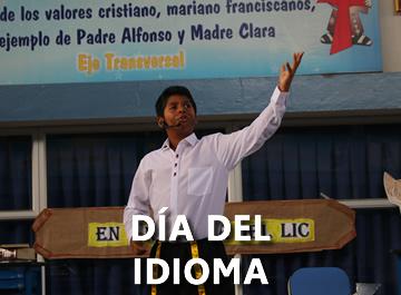 Día del Idioma LIC